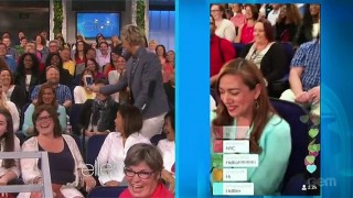 Ellen Monologue & Dance Apr 07 2015