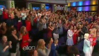 Ellen Monologue & Dance Apr 24 2015