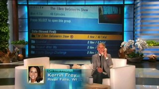 Kerrin Frey Interview Apr 06 2015