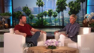 Ricky Gervais Interview Apr 07 2015