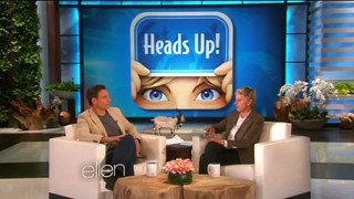 Tony Goldwyn Plays heads Up Apr 02 2015