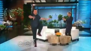 Ellen Monologue & Dance May 01 2015