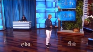 Ellen Monologue & Dance May 05 2015