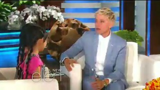 Ellen Monologue & Dance May 06 2015