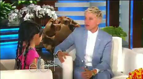 Ellen Monologue & Dance May 06 2015