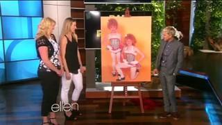 Ellen Monologue & Dance May 07 2015