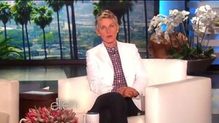 Ellen Monologue & Dance May 19 2015
