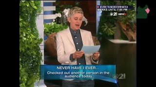 Ellen Monologue & Dance May 27 2015
