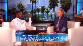 Jamie Foxx Interview Part 2 May 05 2015
