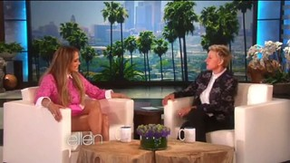 Jennifer Lopez Interview Part 2 May 15 2015