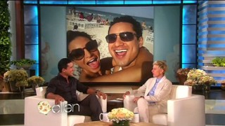 Mario Lopez Interview May 08 2015