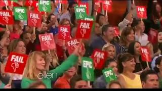 Monologue & Dance Ellen May 14 2015