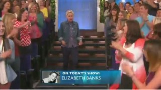 Monologue & Dance Ellen May 13 2015