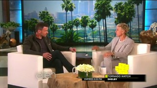 Scott Foley Interview Part 1 may 11 2015