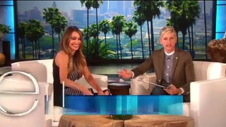 Sofia Vergara Plays Heads Up May 04 2015