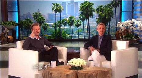 David Spade Plays Heads Up Jun 01 2015