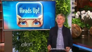 Ellen Monologue & Dance June 04 2015