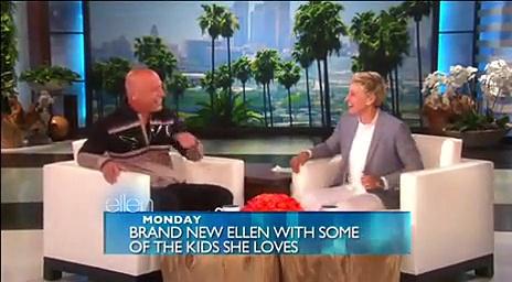 Howie Mandel Interview Part 1 June 05 2015