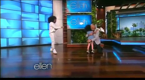 Kids Ellen Loves : Heaven King June 08 2015