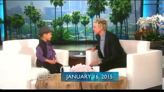 Kids Ellen Loves : Kai Langer June 08 2015