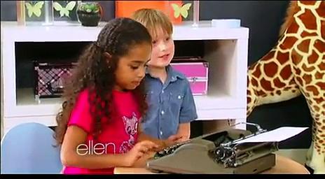 Kids Ellen Loves : Lucky Aces June 08 2015