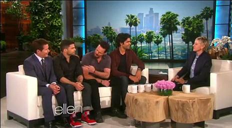 The Cast Of Entourage Interview Part 1 June 04 2015