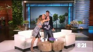 Allison Holker & Andy Grammer Interview Sept 28 2015