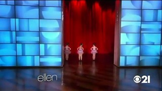 An Adorable Dance Performance Sept 24 2015