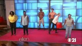 Blindfolded Musical Chairs Part 1 Sept 24 2015