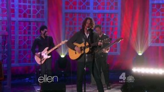 Chris Cornell Performance Sept 21 2015