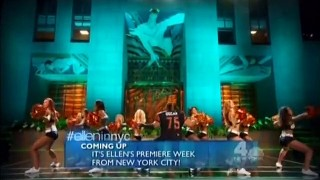 Full Show Ellen NYC September 11 2015