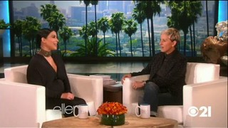 Kim Kardashian West Interview Part 1 Sept 30 2015