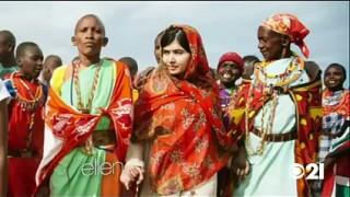 Malala Yousafzai Interview Part 1 Sept 09 2015