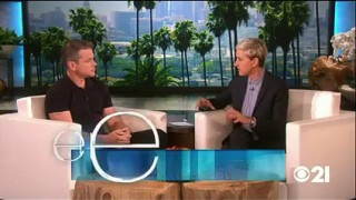 Matt Damon Interview Part 3 Sept 29 2015