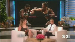 Ronda Rousey Interview Sept 14 2015