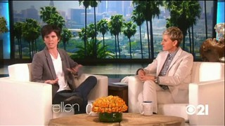 Tig Notaro Interview Part 2 Sept 17 2015