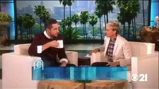 Zachary Levi Interview Sept 24 2015