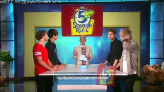 5 Second Rule With 5 Seconds Of Summer Oct 23 2015
