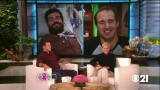 A Big Surprise From Ellen And Drew Brees Oct 01 2015
