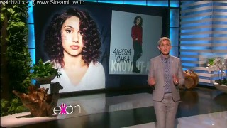 Alessia Cara Performance Oct 28 2015