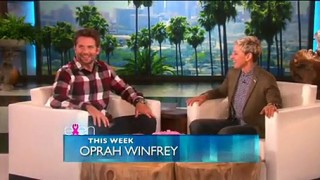 Bradley Cooper Interview Part 1 Oct 19 2015