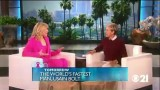 Cate Blanchett Interview Oct 06 2015