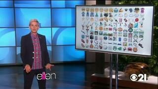 Ellen Monologue & Dance Oct 05 2015