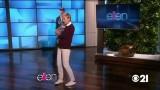 Ellen Monologue & Dance Oct 06 2015