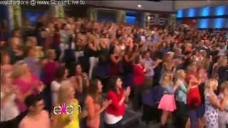 Ellen Monologue & Dance Oct 23 2015