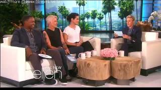Ellen Monologue & Dance Oct 29 2015