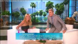 Heidi Klum Interview Oct 28 2015