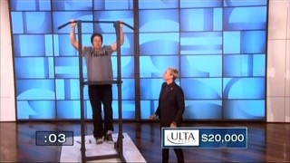 Mark Wahlberg Plays For Cancer Research Oct 22 2015