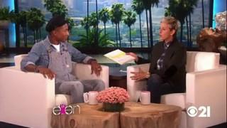 Pharrell Williams Interview Oct 12 2015