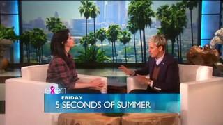 Sarah Silverman Interview Oct 21 2015